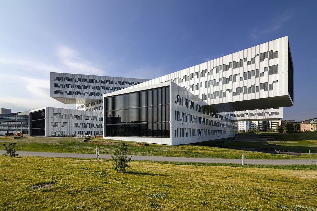 Statoil headquarters in Oslo