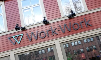 Work-Work is a coworking office and gaming bar in downtown Trondheim