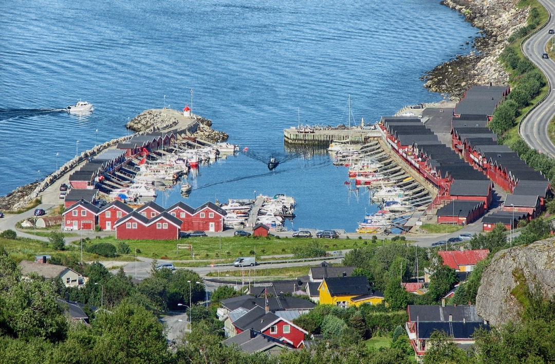 Bodø in Norway