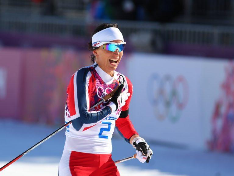Marit Bjørgen Winter Olympic Athelete