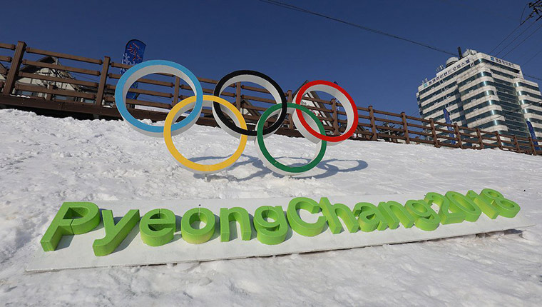 Olympic Games in Pyeongchang