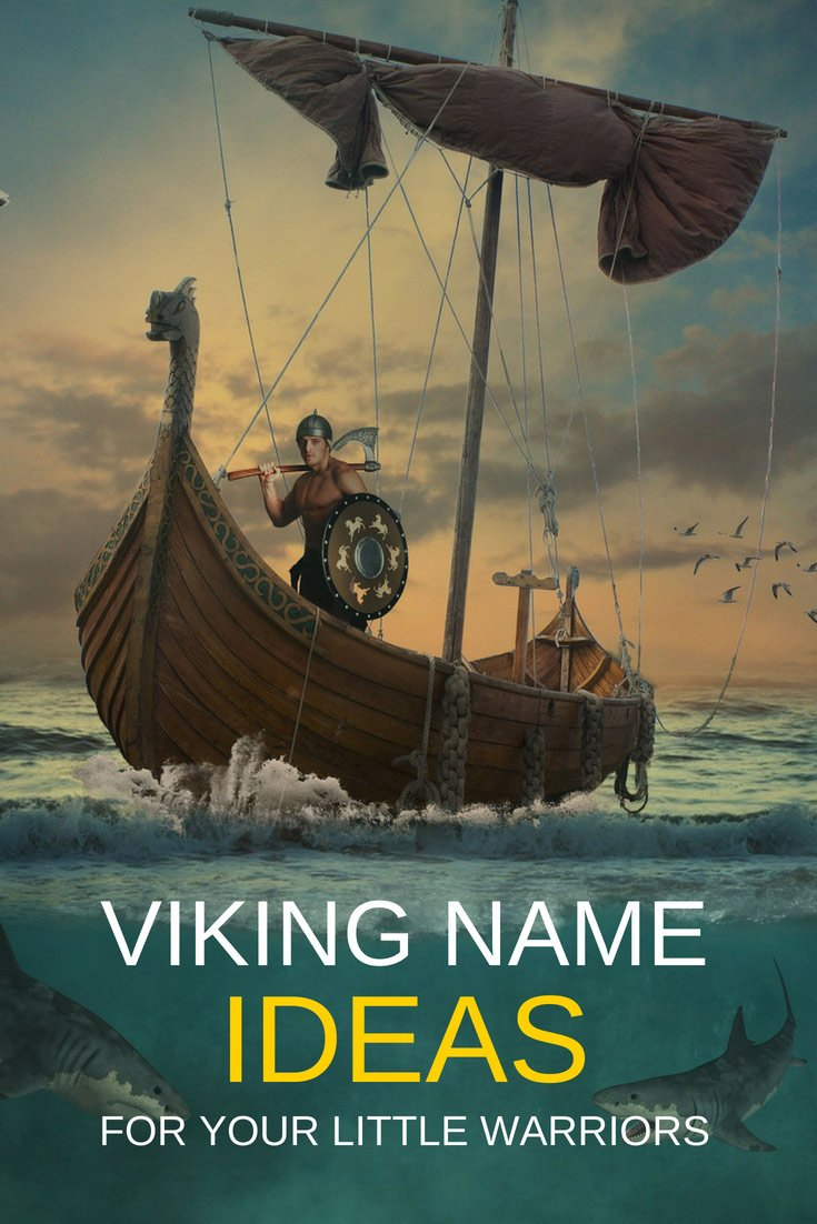 Popular viking name ideas for your little warriors
