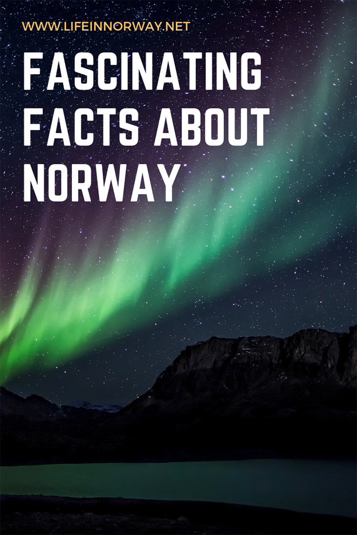 Norway Facts: Impress your friends and family with these fascinating facts about Norway