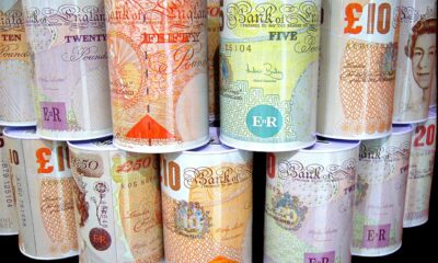 British pounds transfer