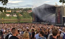 Pstereo music festival in Norway