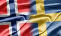 Friendly relationship between Norway and Sweden