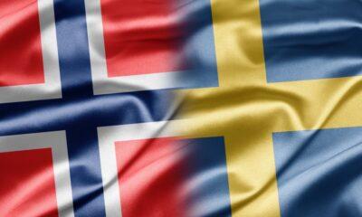 Friendly relationship between Norway and Sweden