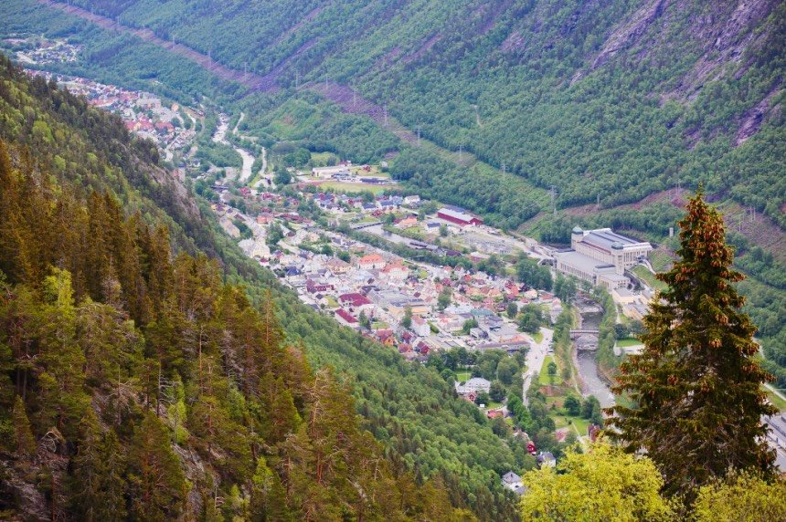 Rjukan: The Heavy Water War