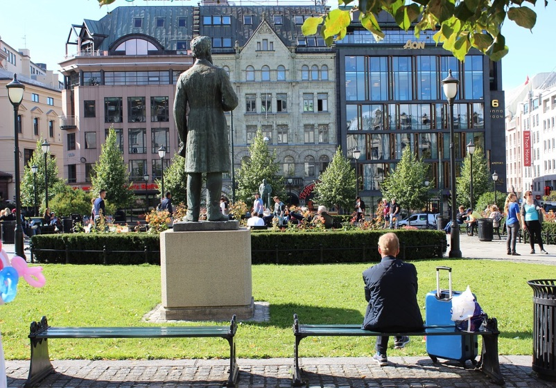Are Norwegians rude or polite