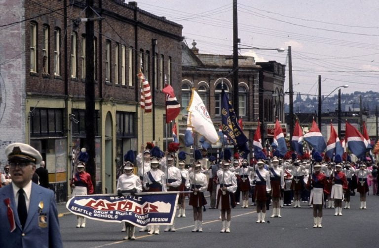 Norway Day parade in Seattle, USA