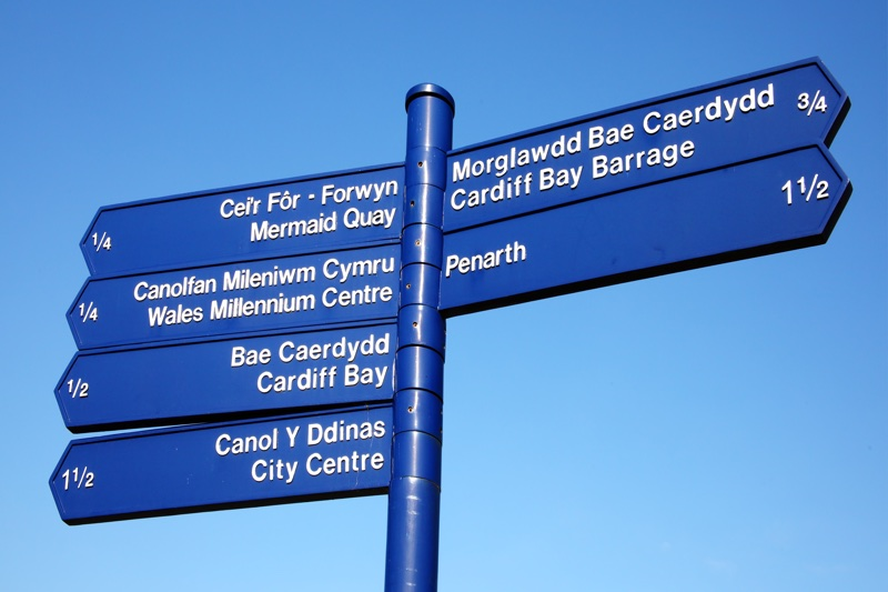 Dahl spent his early years in Cardiff, Wales