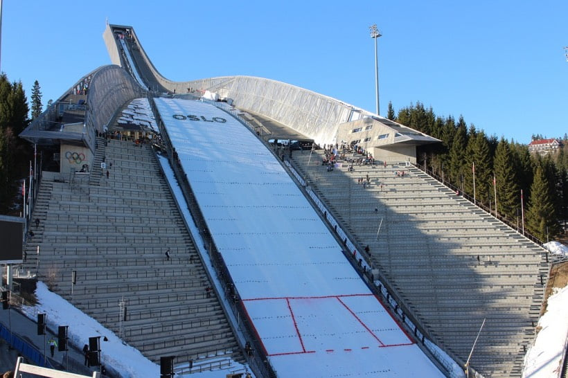 Holmenkollen Ski Jump and Arena