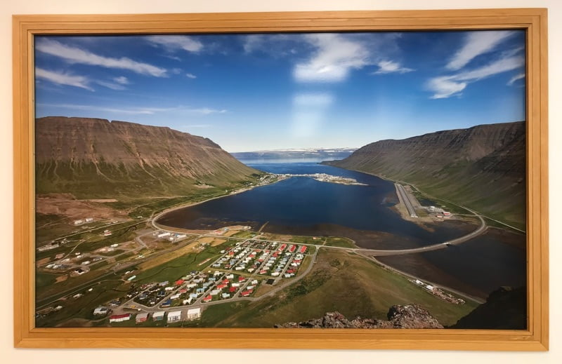 Image in Ísafjörður Airport