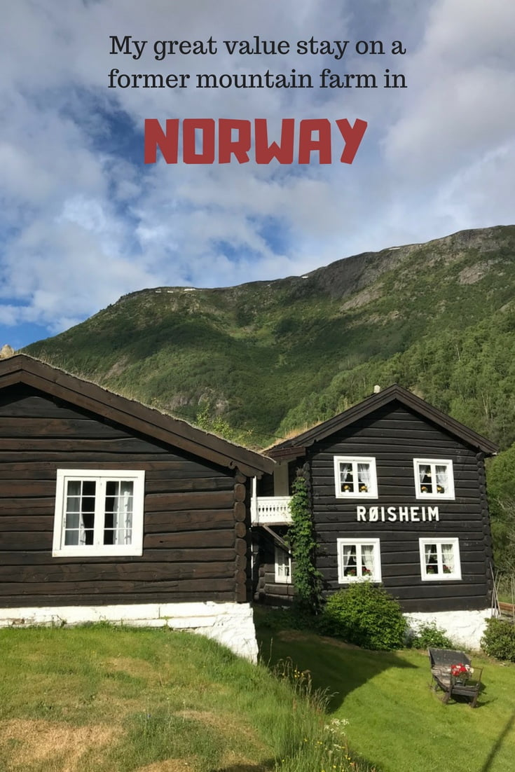 Røisheim Hotel Review: Great value former farm accommodation near Lom, Sognefjellet, and Jotunheimen National Park in Norway