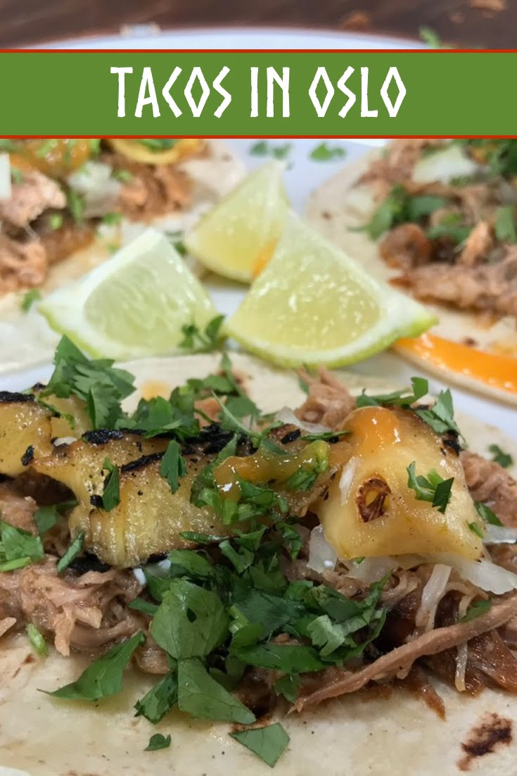 Tacos in Oslo: The Mexican street food stand at Vippa