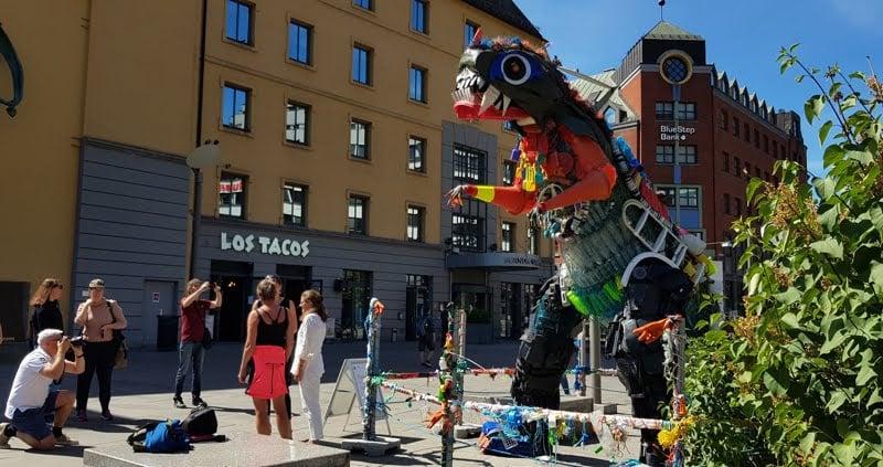 Launch of Plastozilla project in Oslo