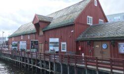 Polar Museum in Tromsø, Norway