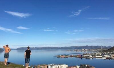 Summer in Hammerfest