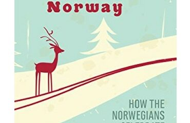 Christmas in Norway book cover: How the Norwegians celebrate Jul
