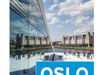 Moon Oslo book cover: Everything the first-time visitor to the Norwegian capital needs.