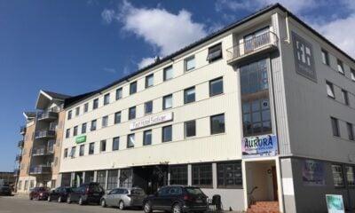 Fast Hotel in Svolvær