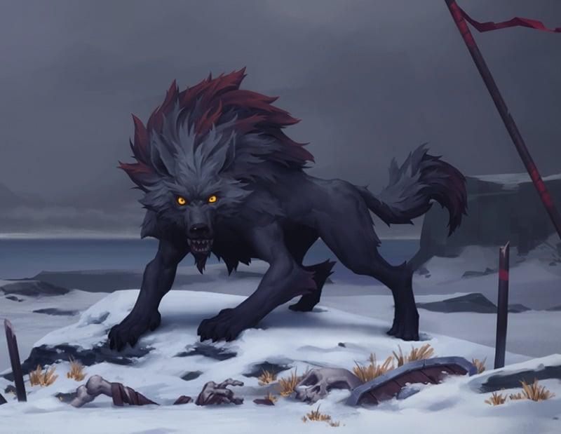 Fenrir the Wolf