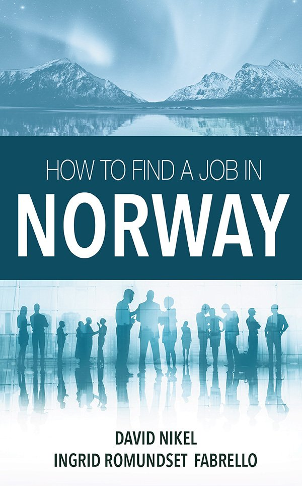 How to Find a Job in Norway book cover
