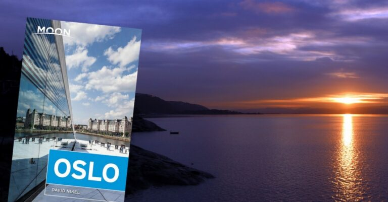 Moon Oslo: Your ultimate travel guide to the Norwegian capital