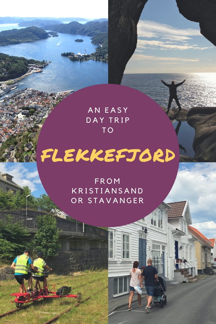 Norway's Flekkefjord is an easy, enjoyable day trip for all the family from Kristiansand or Stavanger.