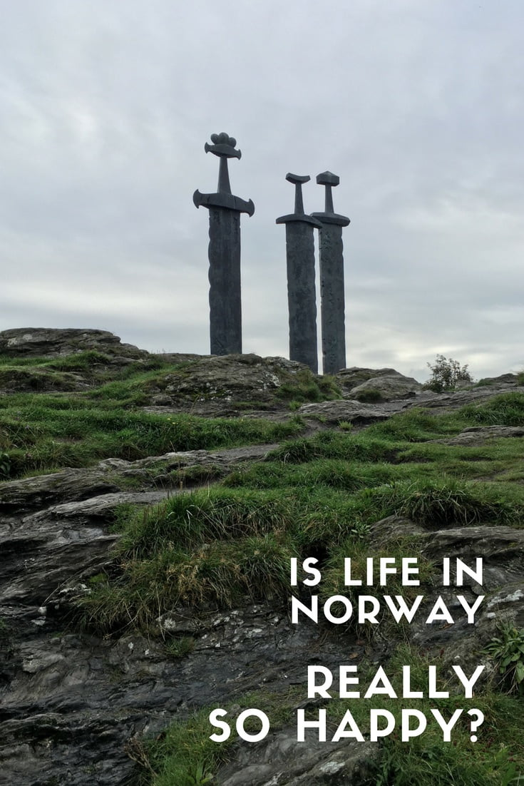 Is Life in Norway Really So Happy? Take a look underneath the skin of the so-called Scandinavian utopia