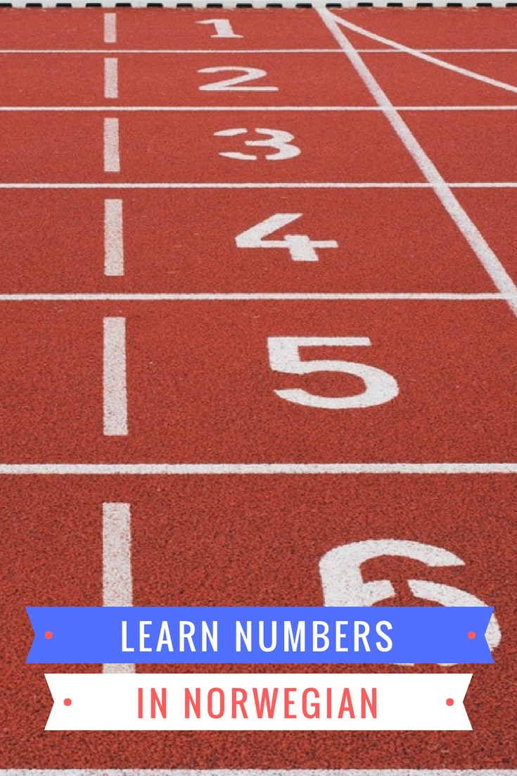 Learn the numbers in Norwegian: How to count to ten and more in the language of Norway
