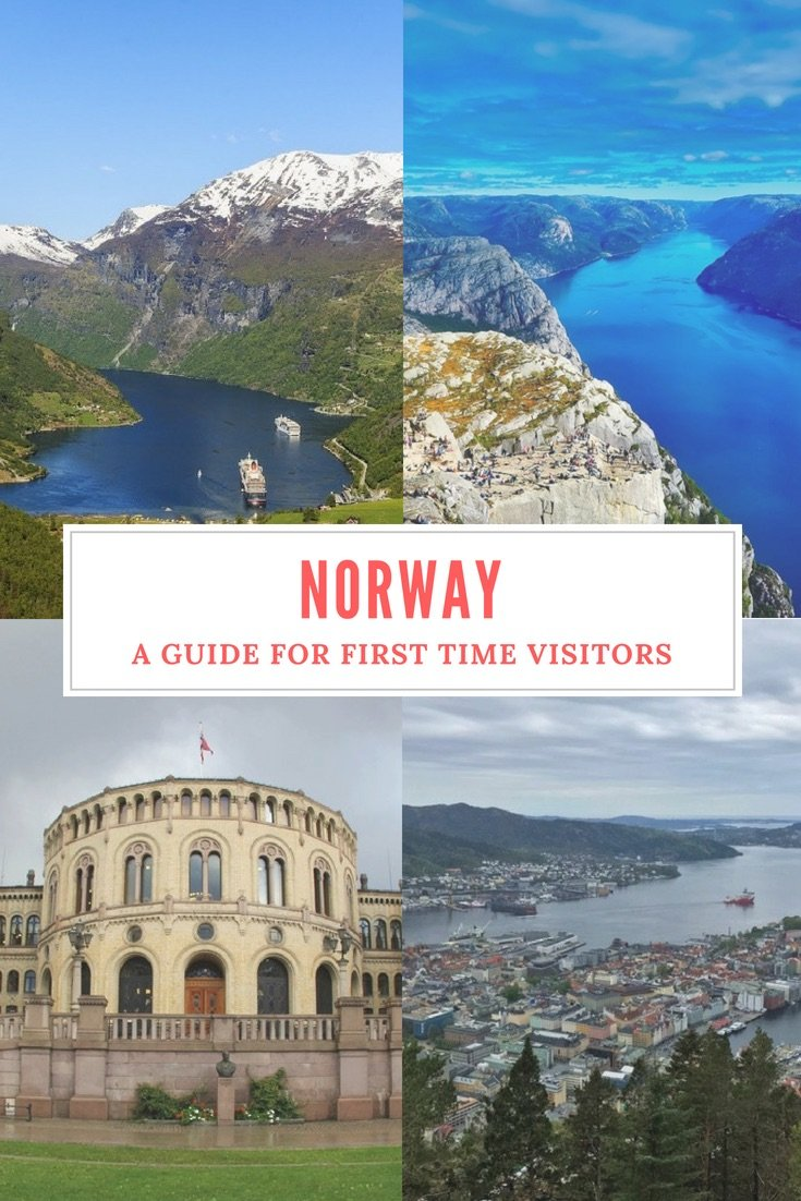 Norway for First Time Visitors: Travel advice for planning a trip to the Norwegian fjords.