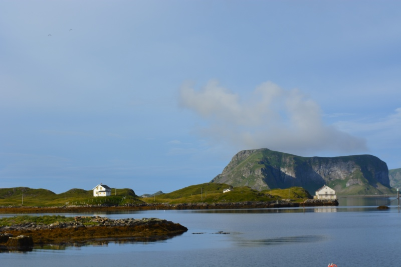 The remote islands of Røst