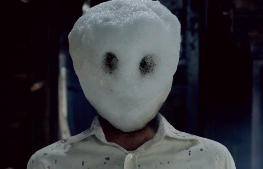 The Snowman movie clip