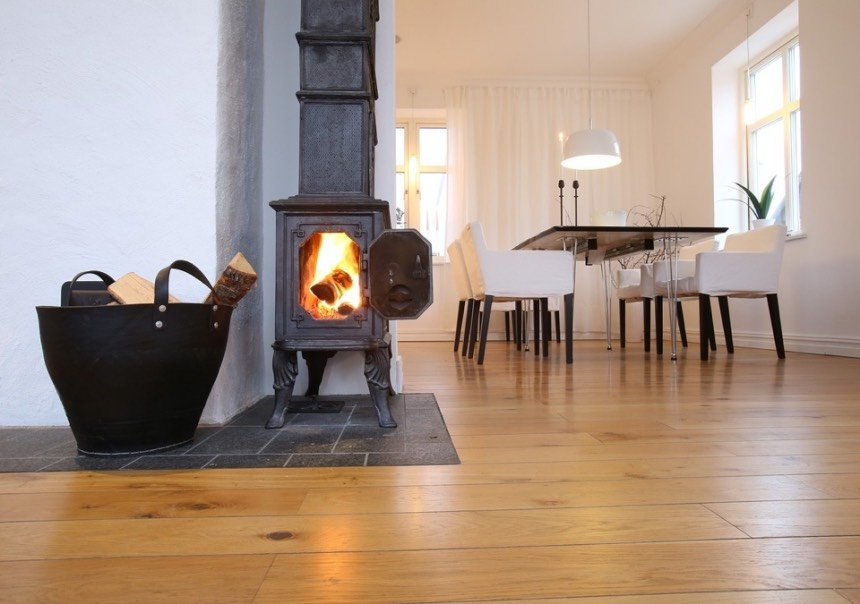 Typical Scandinavian Interior Design