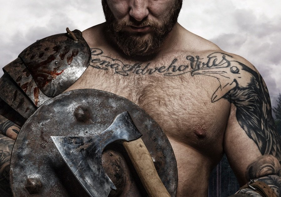 Ideas for viking tattoos