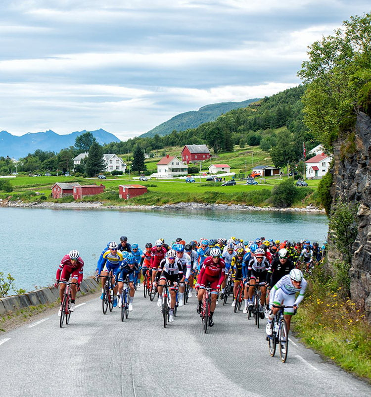The 2017 Edition of the Arctic Race of Norway