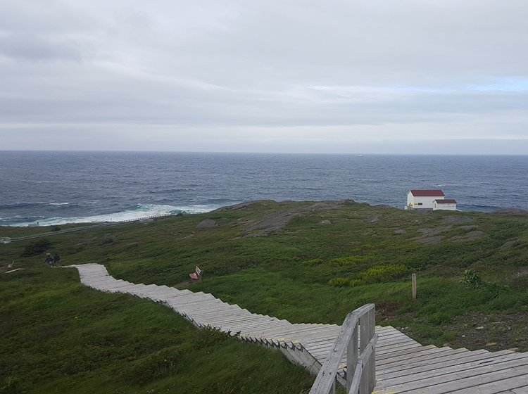 Canada's Labrador coast