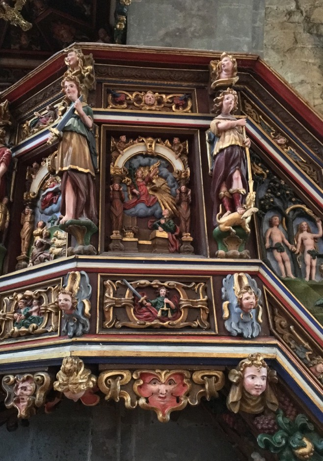 Interior Stavanger Cathedral