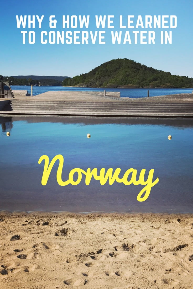 How and why we learned to conserve water in Norway