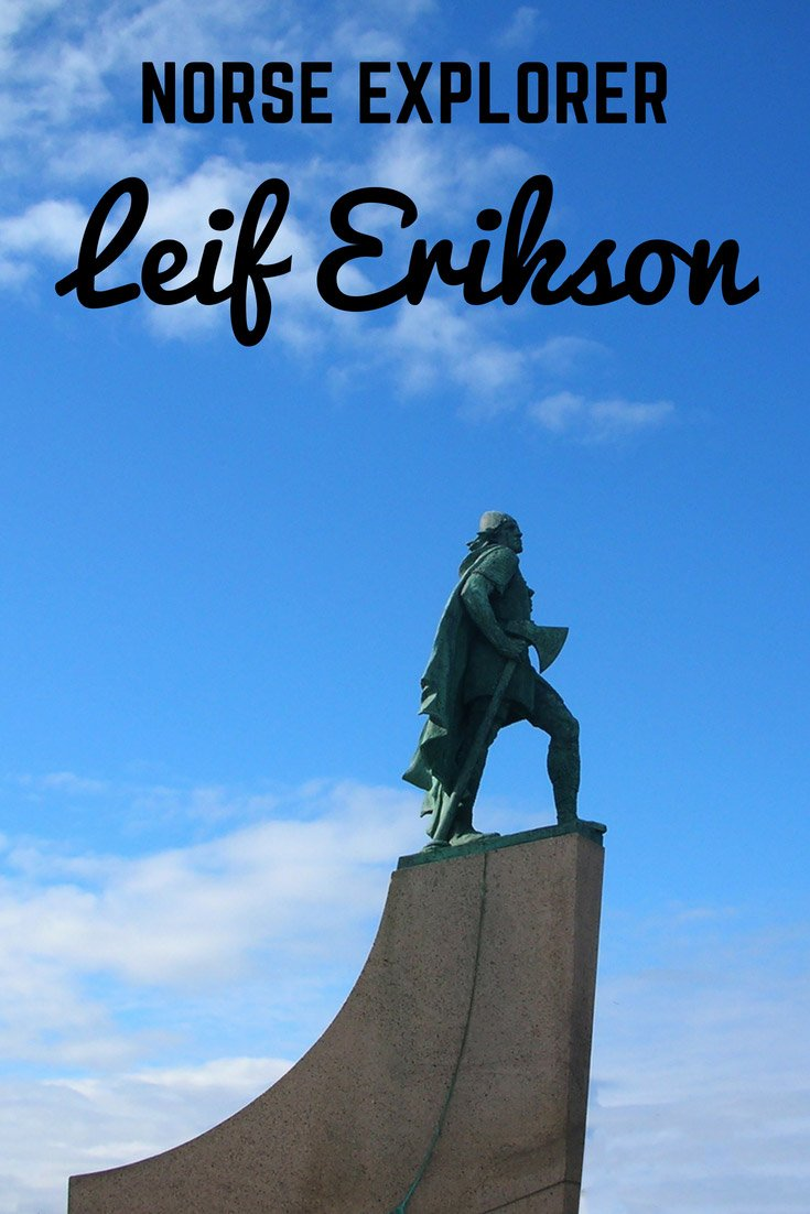The famous Norse explorer Leif Erikson is commonly believed to have been the first European to set foot in North America.