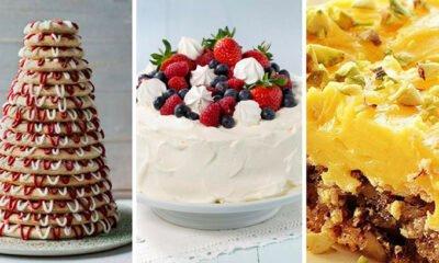 The best Norwegian cakes