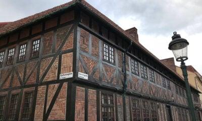 Historic Malmö in Sweden