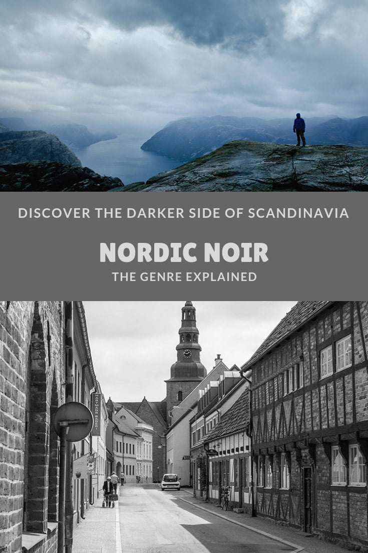 The Nordic noir genre: Scandinavian crime fiction is popular but what is it?
