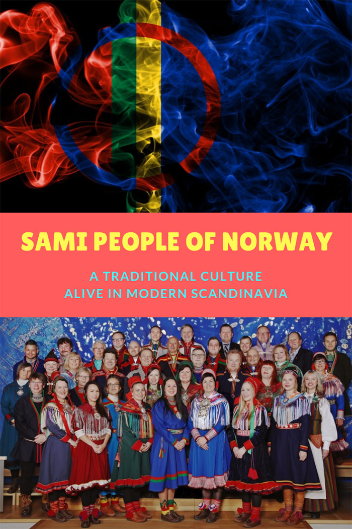 The Sami People of Norway: A traditional nomadic culture and lifestyle still alive in modern Scandinavia