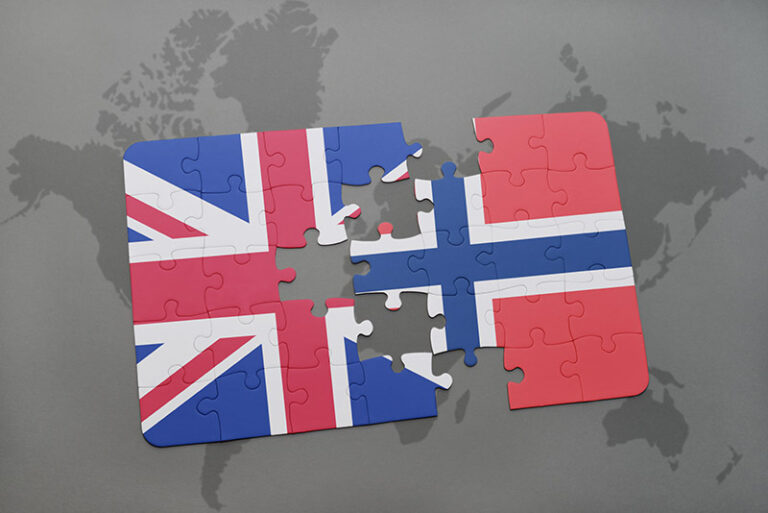 Brexit agreement with Norway