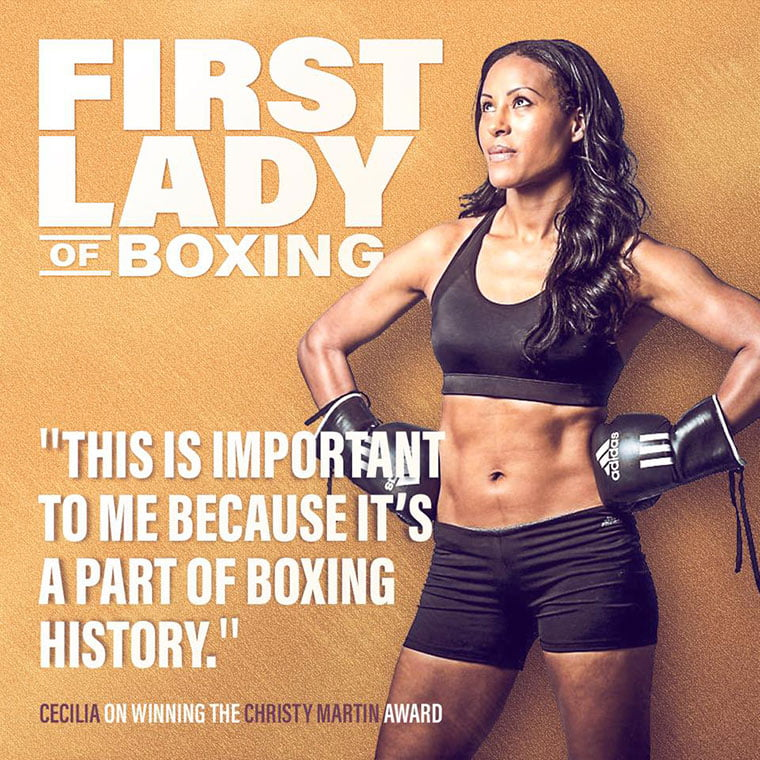 The First Lady of Boxing Poster