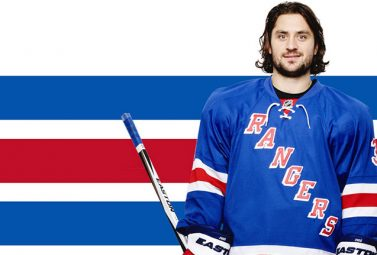 Mats Zuccarello is one of Norway's most famous ice hockey players.