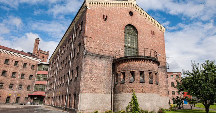 The city prison in Oslo
