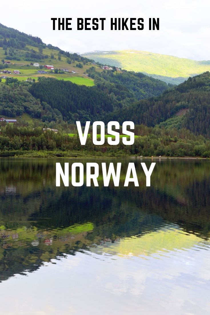 Hiking in Voss, Norway: The best hikes for all levels of ability in the Norwegian outdoor sports capital.
